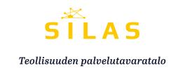Silas_logo+slogan_valkoisella